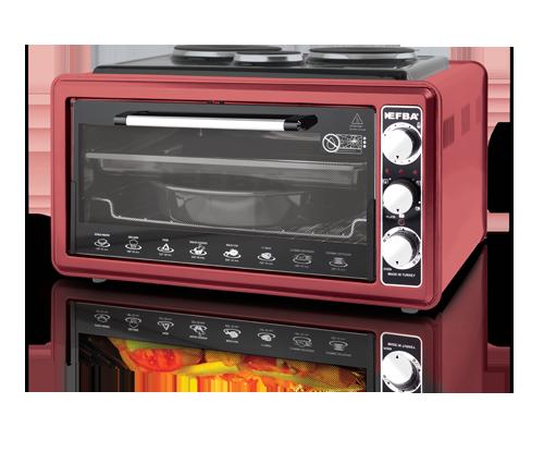 2006 Magic Three Hotplate Oven