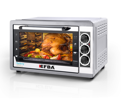 5004 Master Chicken Dial Oven