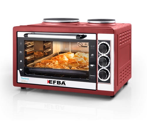 5005 Oasis Two Hotplate Oven
