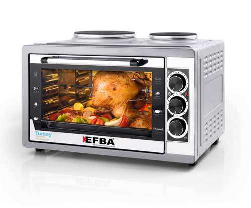 5007 Ovens Two Hotplate Chicken Dial Oven