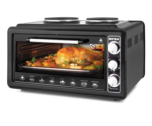 3005 Favory Two Hotplate Oven