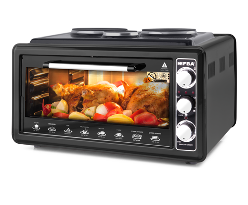 3006 Thunder Three Hotplate Oven