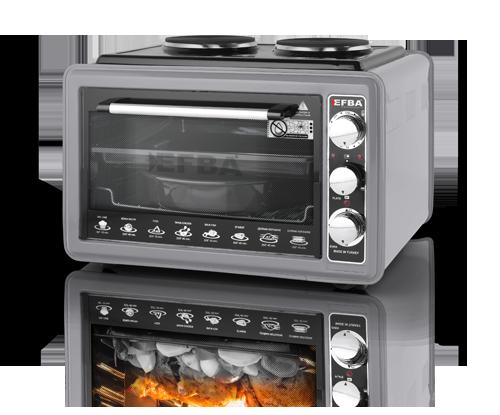 1005 Valcano Two Hotplate Oven