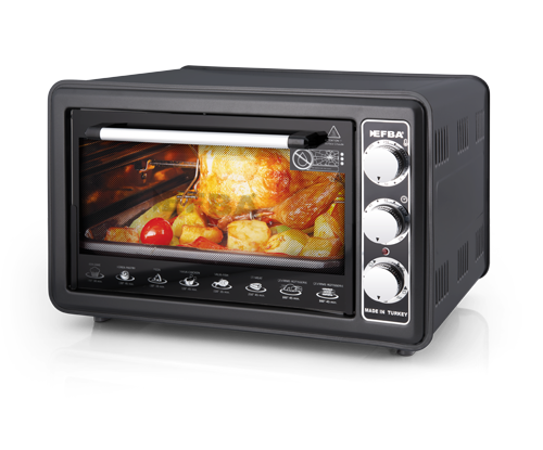1004 Passion Chicken Dial Oven